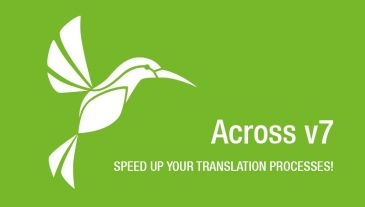 Across Language Server v7 – Speed up your translation processes