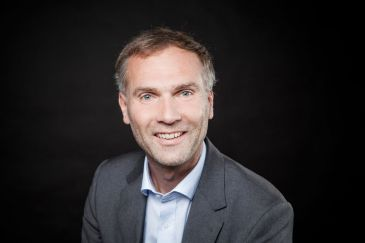 Image: Gerd Janiszewski, CEO of Across Systems GmbH