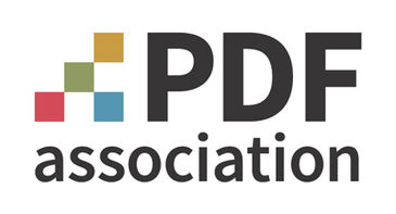 Logo der PDF Association