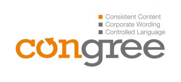 Logo Congree Language Technologies GmbH (Source: Congree)