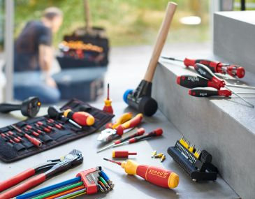 Hand Tool Solutions from Wiha