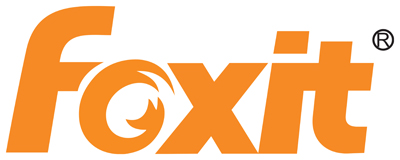 Logo Foxit Software