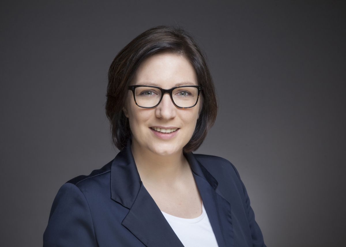 anja Wendling, Head of Marketing at Across Systems