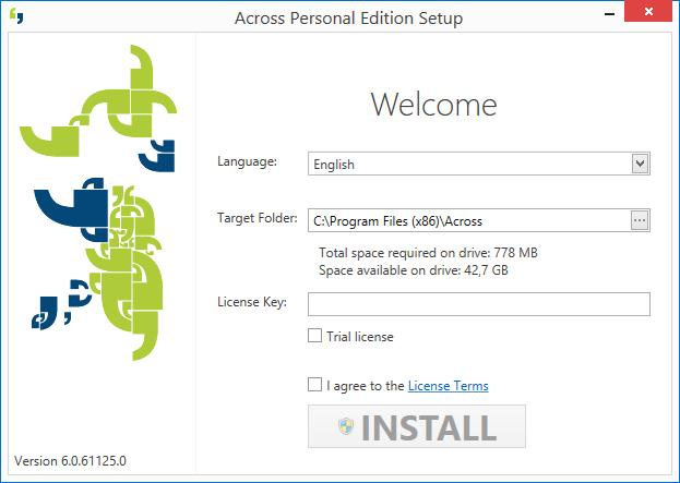 Image Across Personal Edition