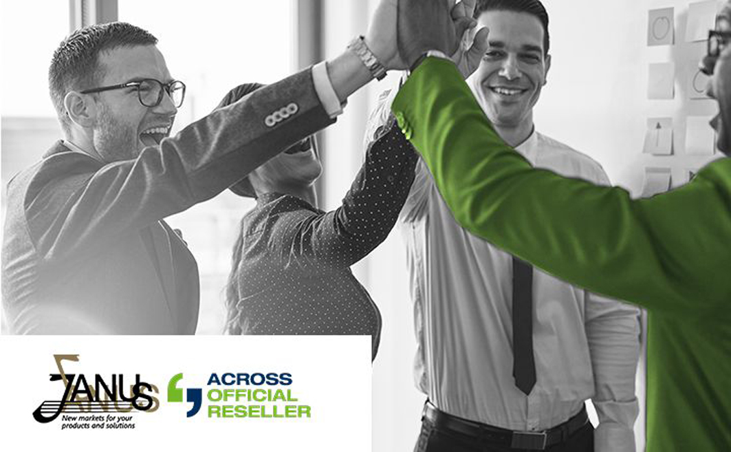 Janus Worldwide Named Official Reseller of Across Systems (Source: Across Systems)