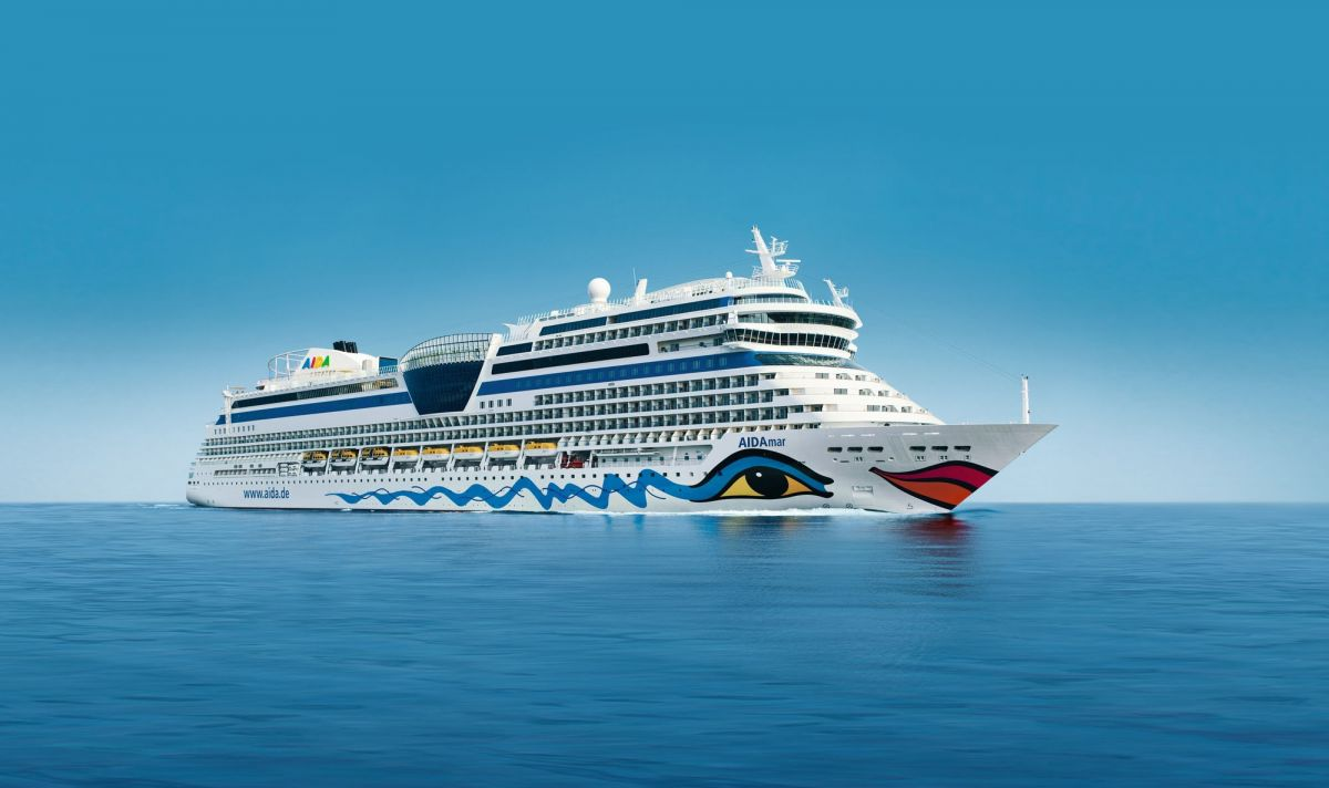 AIDA Cruises sets sail with e-commerce partner PORTICA.