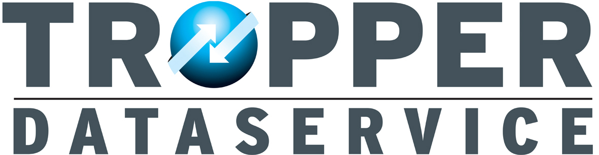 Logo der TROPPER DATA SERVICE AG