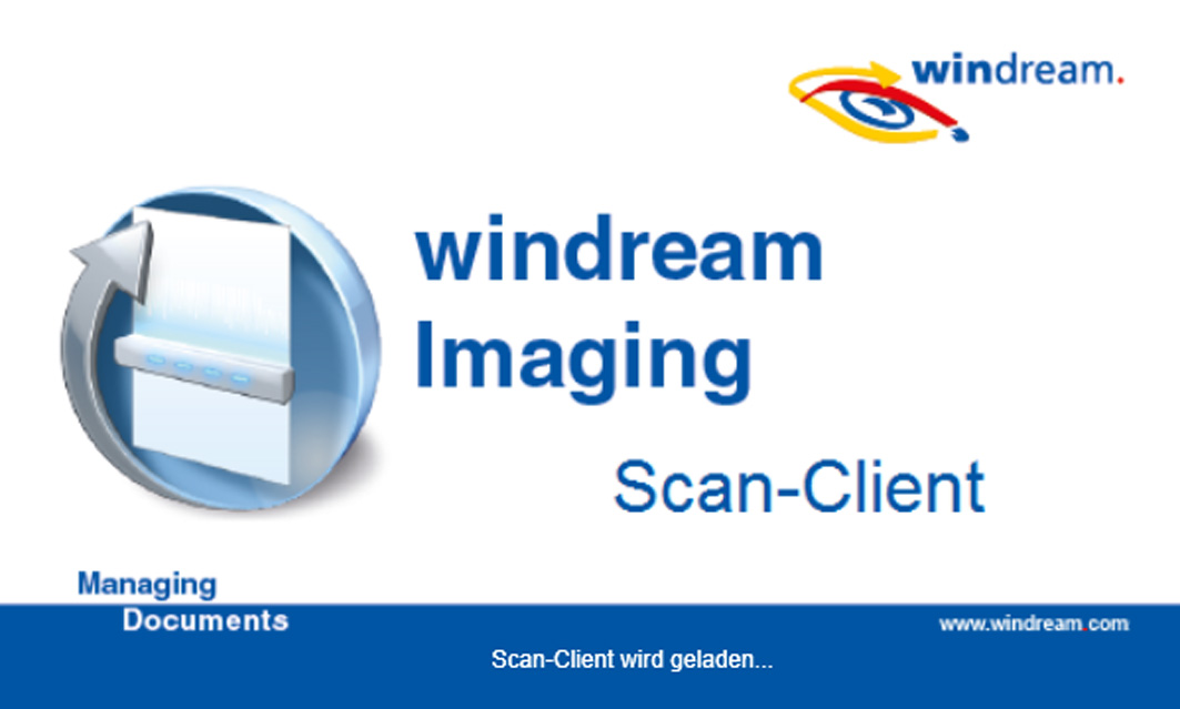 Bild: Logo windream Imaging